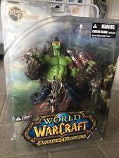 World of Warcraft Action Figure Dc Unlimited Rehgar Earthfury