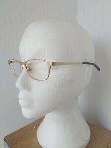 GOTTI KIMI GLB eyeglasses glasses frames - soft gold and ivory