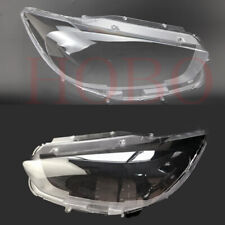 2xFor Mazda CX-5 cx5 2013-16 LEFT+Right Headlight Transparent Cover Hardening Pc