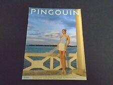 Vintage Pingouin Knitting Magazine Excellent Vintage Condition