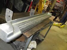 98 toyota 4 runner right running board complete gray limited