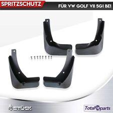 4x Spritzschutz Schmutzfänger für VW Golf VII 5G1 BE1 12-17 Schrägheck MGVW301F