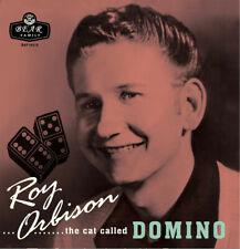 Roy Orbison -The Cat Called Domino LP, 10inch / 25 CM & CD, Ltd.) New & Sealed !