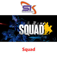 Squad - PC Steam - Region Free【Very Fast Delivry】