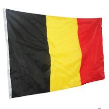 Belgium 90*150cm Hanging National Flag Home Indoor/Outdoor Flag Banner
