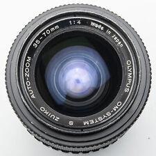 Olympus OM-System S Zuiko MC Auto-Zoom 1:4 4 35-70mm 35-70 mm