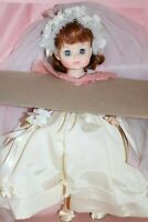 "MADAME ALEXANDER DOLL ""BRIDE"" #1589 w/ Box and Tags 14"""