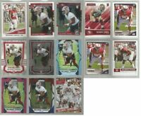 Solomon Thomas San Francisco 49ers Stanford 9 card 2017 RC lot-all different