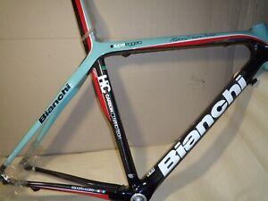Bianchi Super Leggera carbon frame