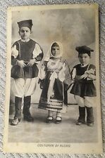 Cartolina Sardegna Nuoro Costume Viaggiata. 23/6/15