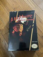 NECA Nightmare on Elm Street Video Game 8-BIT FREDDY KRUEGER Figure **Read Disc