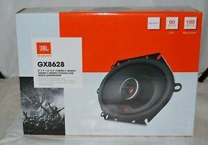 """JBL GX8628 5""""X7"""" / 6X8"""" 180 Watt 2-Way Coaxial Car Speakers Brand New"""