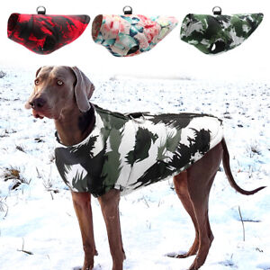 Clothes for Pets Dogs Waterproof Puppy Dog Coat Jacket for Boxer Labrador Beagle