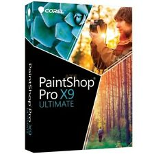 Corel Paintshop Pro X9 Ultimate + Bonus z.B. AfterShot 3 GreenIT ESD Download