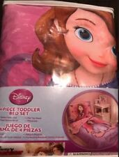 Disney Princess Sofia 4 Piece The First Toddler Bedding Set Sweet As A Princess