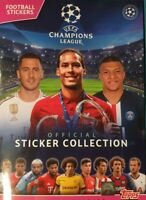TOPPS UEFA CHAMPIONS LEAGUE STICKER COLLECTION 2019/20  194-402