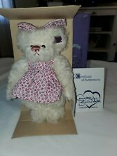 New - Annette Funicello Collectible Bears - Dolly - Coa