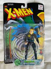 Vintage 1998 Longshot with Knife-throwing Action Toy Biz X-Men Toybiz