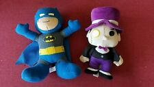 Batman and Penguin Plush Toy
