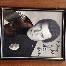 william shatner signed 8x10 Photo As TJ Hooker