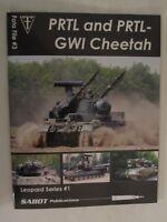 SABOT Publications - PRTL and PRTL-GWI Cheetah self-propelled anti-aircraft gun