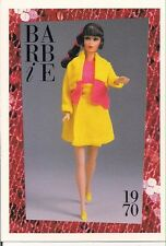 Barbie Fashion Collectable Card - Card No. 92: 1970 - Rare Pair