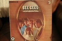 Bee Gees Horizontal LP ATCO SD 33-233 1968 Cover G+ Vinyl VG