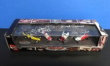 Hot Wheels 100% Vintage Racing Series BRUCE MEYER Gallery with SIX Signatures