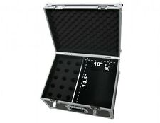 ATA Flight Road Microphone Case Holds 15 Mics / Storage MIC-CASE15 by OSP