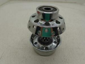 """Harley Davidson Softail Dyna Touring Sportster 3/4"""" AXLE LACED FRONT WHEEL HUB"""
