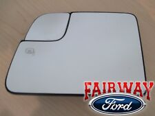 11 thru 13 Transit Connect OEM Ford Short Arm Power Mirror Glass LEFT DRIVER