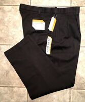 SAVANE * Mens Black Casual Pants * Size 40 x 30 * NEW WITH TAGS