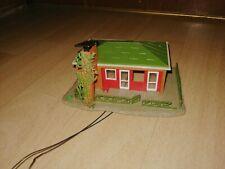 HO Gebäude Bungalow Wohnhaus Einfamilienhaus mit LED Beschreibung  lesen!!!