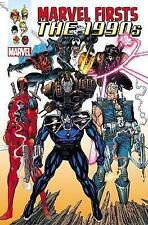MARVEL FIRSTS 1990S OMNIBUS HC  - MARVEL - NEW