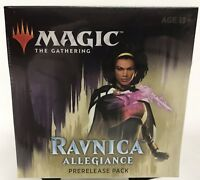Magic Ravnica Allegiance Orzhov Prerelease Pack Kit Brand New Factory Sealed MTG