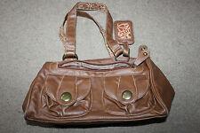 Ladies Brown Handbag by New Look Hand Bag Shoulder Strap