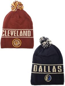 NBA Adult Long Knit with Pom