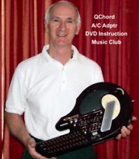 QCHORD +  850 Lyric & Chord Song Sheets + AC Adpter + Instructional Videos