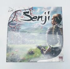 new Senji Asmodee Samurai Board Game Diplomacy Strategy Medieval Feudal Japan