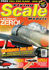 FLYING SCALE MODELS December 2011 DFW C.V PLANS Warbirds CLA 7 SWIFT @NEW@