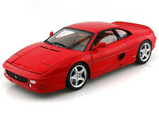 HOTWHEELS FERRARI F355 BERLINETTA ELITE EDITION ROSSO (RED) 1:18*Last One!