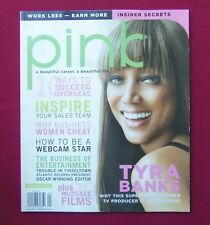 Pink , A Beautiful Career, A Beautiful Life - January/February 2008 - Tyra Banks