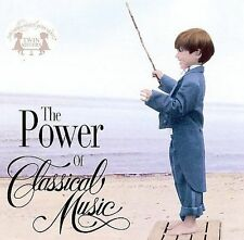 Twin Sisters Productions : The Power Of Classical Music CD