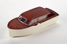 Lot 4129 Lionel Boot (Boat) - accessorio, Bianco scafo U. marrone tetto, traccia 0