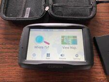 Garmin Zumo 595 Motorcycle GPS,Bluetooth,Smart Notifications-Complete Unit
