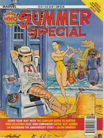 RARE: Doctor Who Magazine Summer Special 1991. Part sale for charity do.