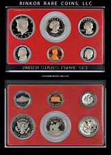 1979 UNITED STATES PROOF SET - TYPE 2 - CLEAR 'S' SUSAN B. ANTHONY $1 COIN !