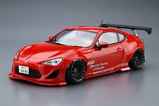 Aoshima 50934 New 1/24 ZN6 TOYOTA 86 Greddy & Rocket Bunny Enkei Ver. from Japan