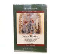 Tools of Thinking Parts 1 & 2 : Course Guidebook & DVD Set The Teaching Company