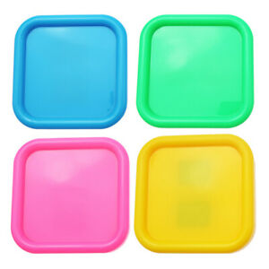 1Pcs Magnetic Pin Cushion Sewing Needle Pin Caddy Square 3.34 x 3.34 inch